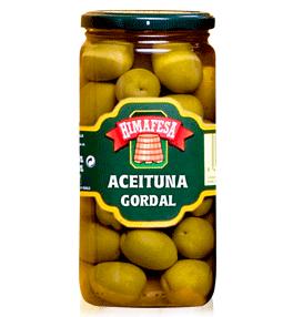 Aceituna Gordal