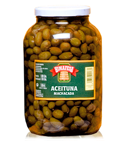 Aceituna Machada