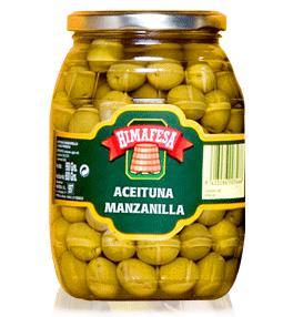 Aceituna Manzanilla