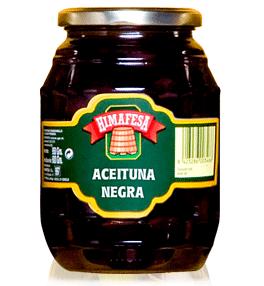 Aceituna Negra
