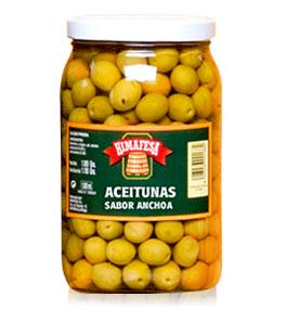 Aceituna Sabor Anchoa