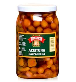Aceituna Gazpachera
