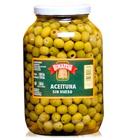 Aceituna-Anchoa sin hueso