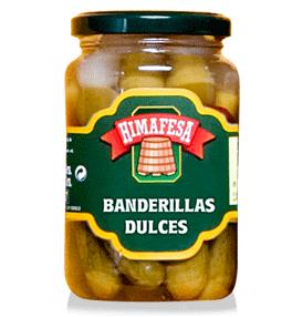 Banderillas Dulces