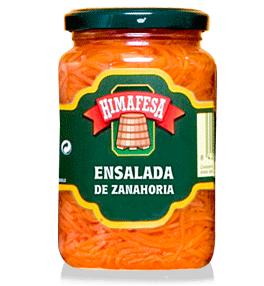 Ensaladade Zanahoria