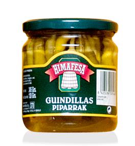 Guindillas Piparrak
