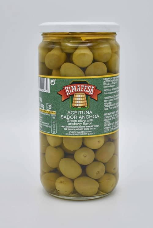 720 aceituna sabor anchoilas
