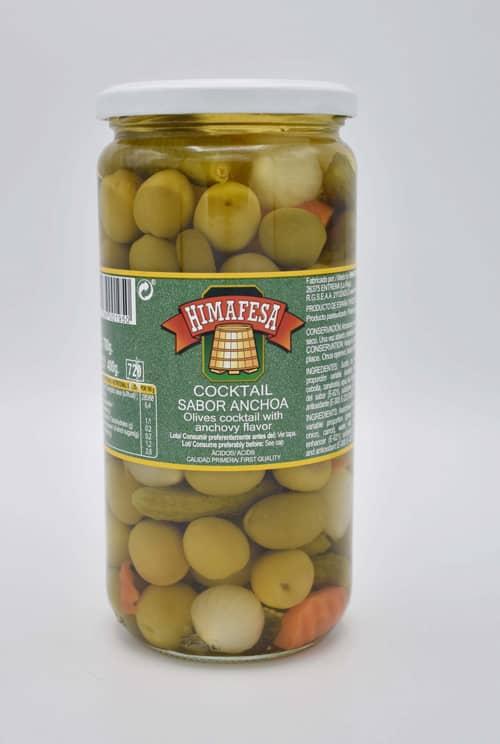 720 coktail sabor anchoas