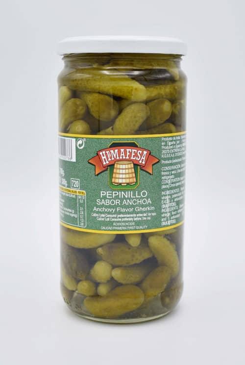720 pepinillo sabor anchoilas