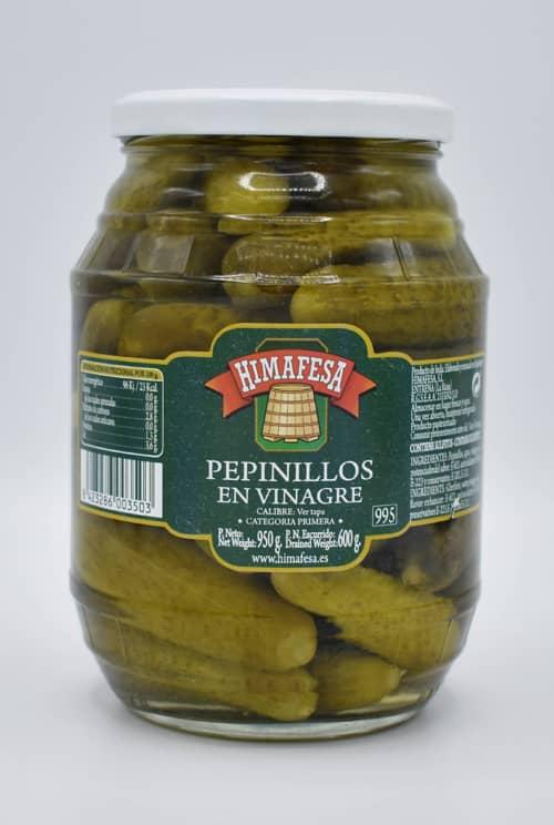 barril 995 pepinillos en vinagre