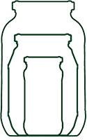 siluetas icono